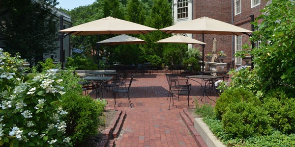 Small Function Rooms Quincy Ma