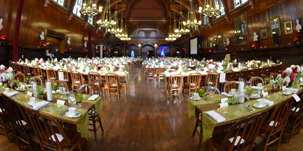 welcome to harvard events management