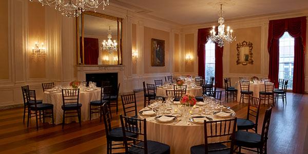 Ballroom & Loeb House | Harvard Events Management azcodes.com
