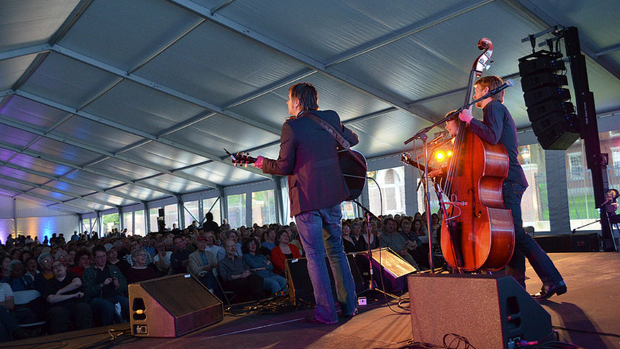 The Plaza Tent & The Plaza Tent | Harvard Events Management